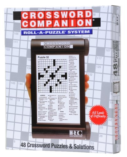 - Crossword Companion (Roll-a-Puzzle System)