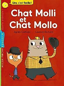 """Afficher """"Chat Molli et Chat Mollo"""""""