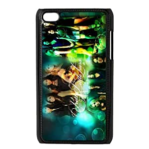 J-LV-F Phone Case Pretty Little Liars,Customized Case For Ipod Touch 4
