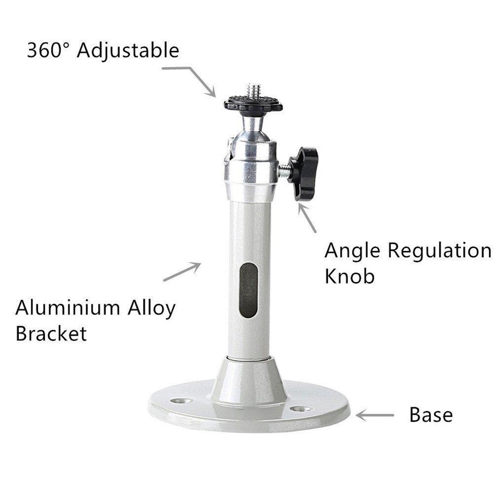 Support universel pour mini-projecteur de Zice aluminium charge de 5 kg