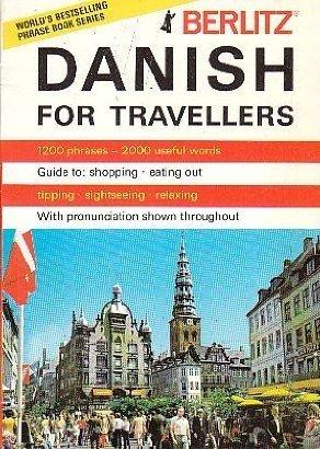 Berlitz Danish Phrase Book (Phrase Books) by Berlitz Guides (1987-01-06)
