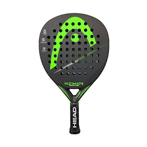 Head - Racchetta da Paddle Ultimate Power Green 2018. 1 spesavip