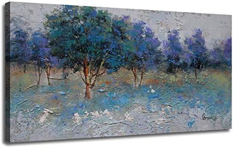 Landscape Painting Textured Picture Original