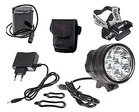 Theoutlettablet® luce anteriore illuminazione anteriore per bici