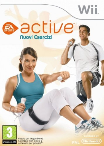 EA Sports Active: More Workouts - Wii