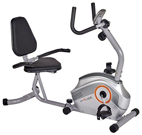 Home Exercise Equipment Usa: Body Xtreme Fitness Recumbent Bike BXF003