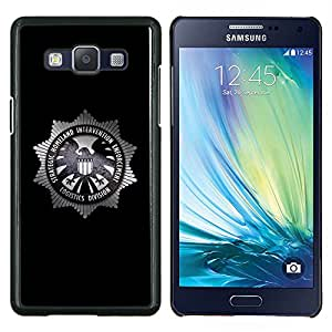 LECELL--Funda protectora / Cubierta / Piel For Samsung Galaxy A5 A5000 -- Nacional Estratégico de Aplicación de Intervención --