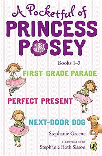 Amazon Com A Pocketful Of Princess Posey Princess Posey First