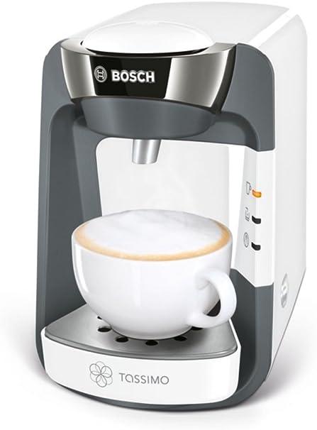Bosch Tassimo Suny Tas3204gb Coffee Machine 1300 Watt 08 Litre White