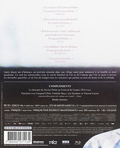 Juste la fin du monde [Blu-ray]