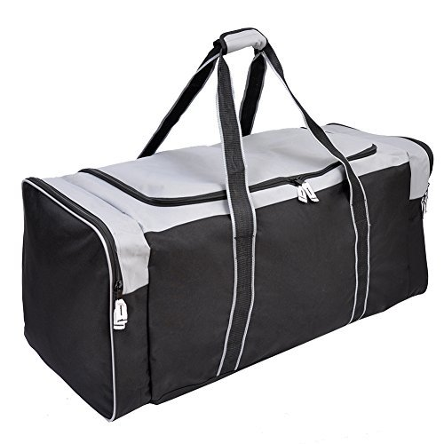 Jetstream 36 Inch 3-Pocket Hockey Equipment Duffle Bag