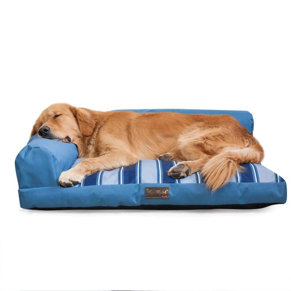 M PLDDY Pet Mat, Waterproof, Kennel, Sofa Bed, Dog Supplies, (Size   M)