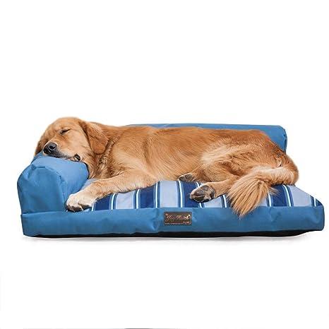 HAO SHOP Alfombra para Mascotas, Impermeable, Perrera, Sofá-Cama, Suministros para