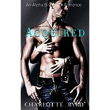 Acquired: A Billionaire Auction Romance