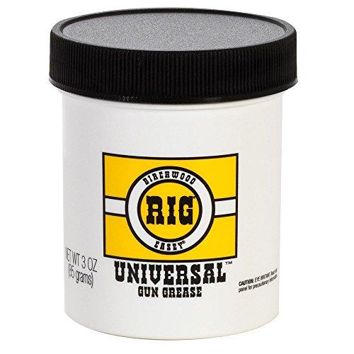 (Birchwood Casey RUG4 Rig Universal Grease 3 Ounce Jar)
