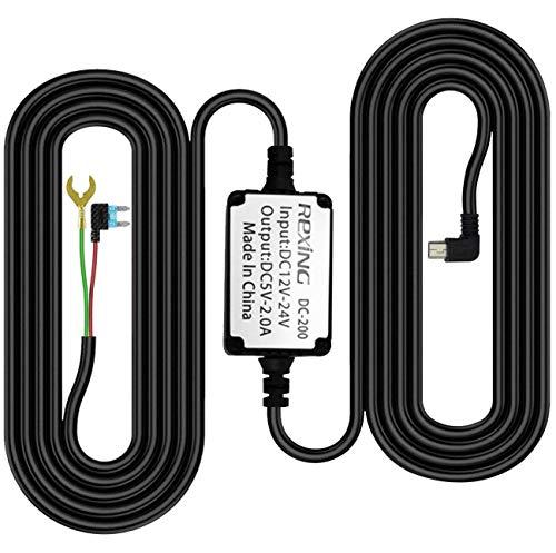 Rexing Mini-USB Hardwire Kit