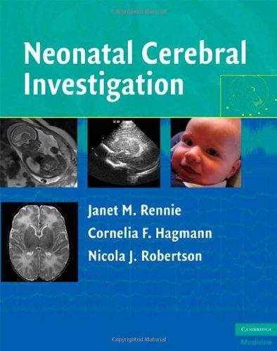 Download Neonatal Cerebral Investigation Pdf