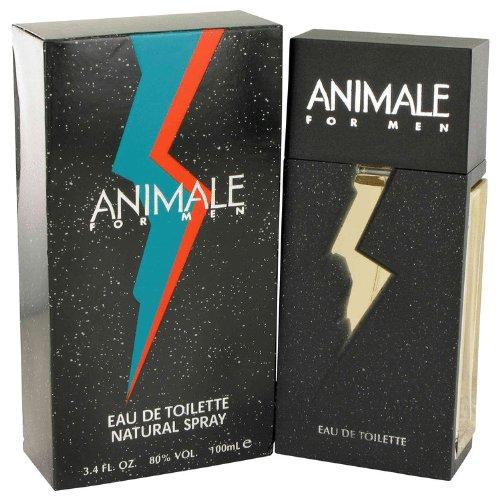 Animale Eau De Toilette Spray By Animale 3.4 oz Cologne for Men -