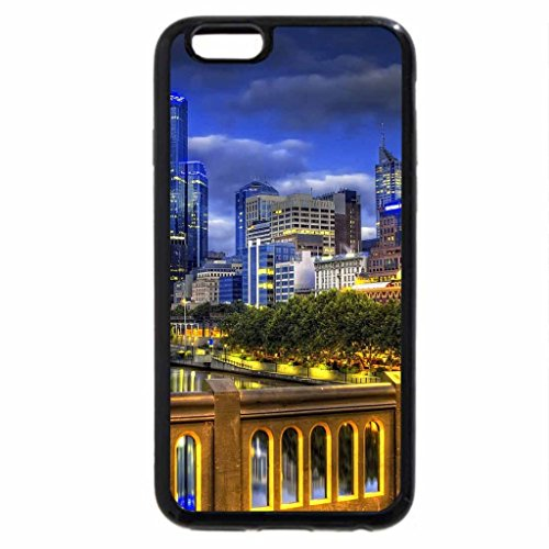 iPhone 6S / iPhone 6 Case (Black) View from the bridge