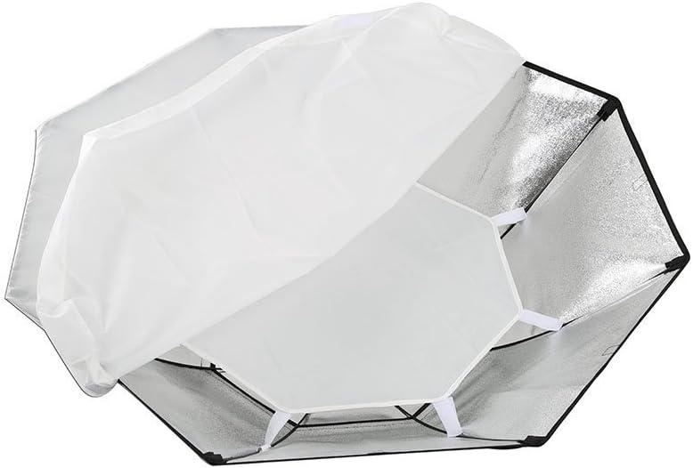 MDFGHJD Octagon Softbox Bowens 95Cm Grid Honeycomb Mount for Studio Strobe Flash Speedlite Soft Box Photo Accessories