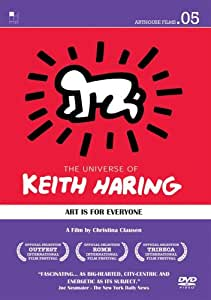 Keith Haring - The Universe of Keith Haring [Reino Unido] [DVD]