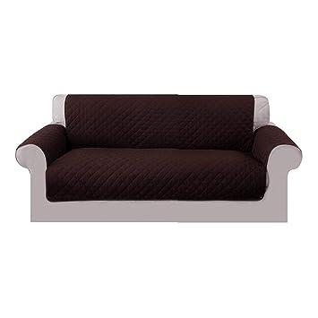 Jannyshop Funda de Sofá Elástica Thickening Sofa Cover Protector de Sofá Antideslizante