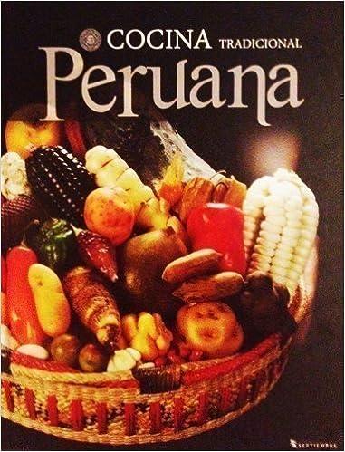 Book Cocina Tradicional Peruana