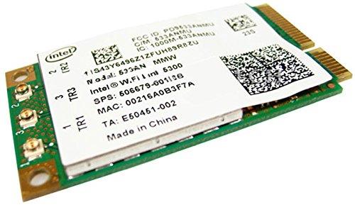 Intel WiFi Link 5300 AGN Mini PCI-E Wireless Card 802.11a/b/