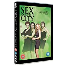 Sex And The City: The Complete Season 3 [DVD] by Sarah Jessica Parker