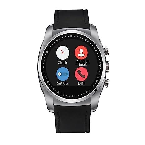 UZOU pulsera conectable inteligente de deporte Fitness Rastreador de actividad función Tensiómetro podómetro Monitor Sueño ritmo