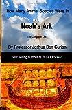 Noah's Ark, Prof Joshua Ben Gurion, 1494736292