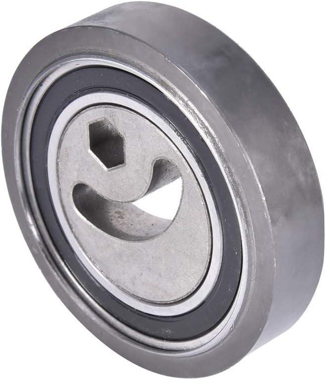 Drive Belt Idler Pulley,Belt Tensioner Pulley Idler V-ribbed Belt For 2006-2014 Suzuki Grand Vitara 2.7L-V6 1754066J00