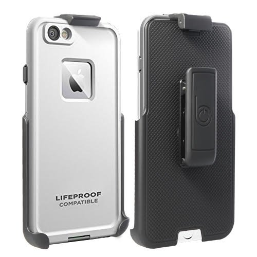 BELTRON Belt Clip Holster for LifeProof FRE Case - iPhone 6/iPhone 6s (case not Included) Features: Quick Release Latch, Durable 180° Rotating Belt Clip & Built-in Kickstand