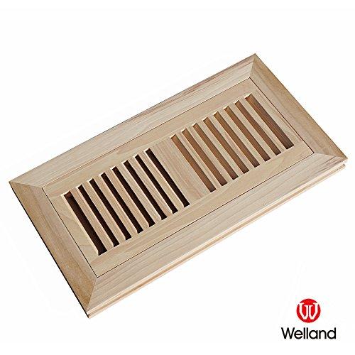 WELLAND Hardwood Floor Register Hickory product image