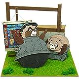 さんけい スタジオジブリmini 平成狸合戦ぽんぽこ 化け学特訓 ノンスケール ペーパークラフト MP07-27