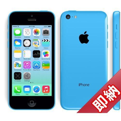 iPhone 5c SIMフリー