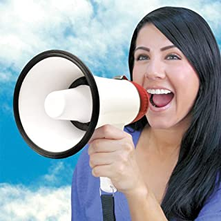 Deluxe Recordable Megaphone by ideaworks