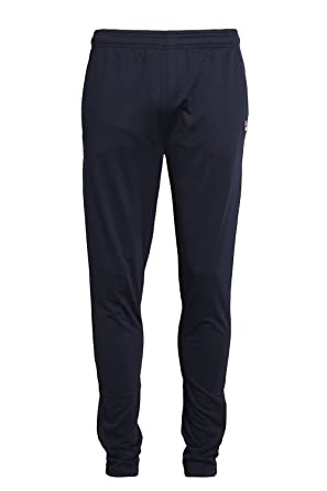 4b84355660fe Fila Vintage Marco Tricot Slim Pant Navy-M: Amazon.co.uk: Clothing
