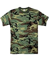 Army woodland camouflage t shirts, camo tshirt All sizes
