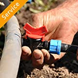 Drip Irrigation Kit Installation - Up to 20 Drips