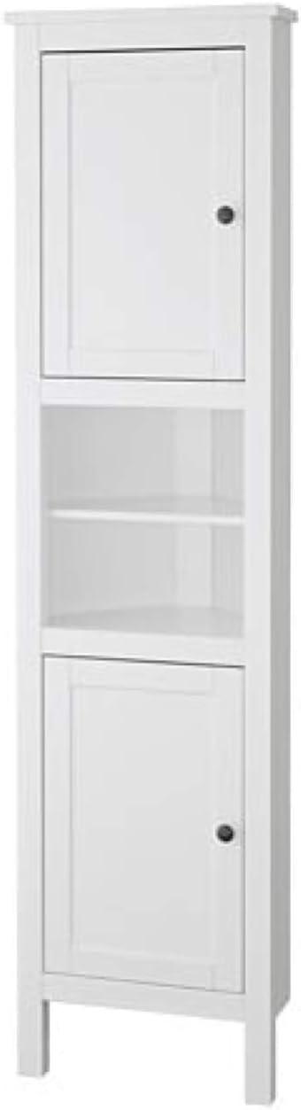 Ikea Hemnes 604.184.01 - Armario esquinero (tamaño 20, 1/2 x ...