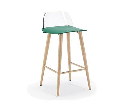 Prendi uno sgabello moda creativa per il tempo libero sedia semplice