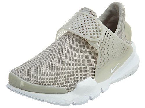 Les Les Les Pale Nike Nike Nike Wmns Sock Br Dart Femme Bl white glacier Grey Formateurs 70wfnI6wp