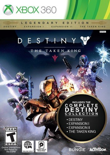 Destiny: The Taken King - Legendary Edition - Xbox 360 (Xbox Live Marketplace)