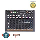 Arturia DrumBrute Impact Drum Machines includes Free Wireless Earbuds - Stereo Bluetooth In-ear and 1 Year Everything Music Extended Warranty