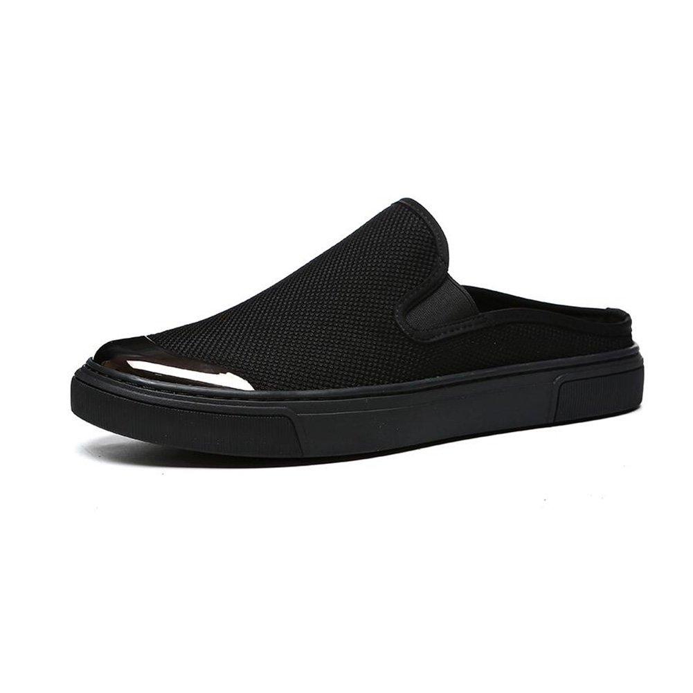 Zapatos para hombre CJC Ve a Caminar Zapatillas Casual Entrenadores Resbalón En Corriendo para Caminar Al Aire Libre Ligero Respirable (Color : T3, Tamaño : EU43/UK9) EU43/UK9|T3