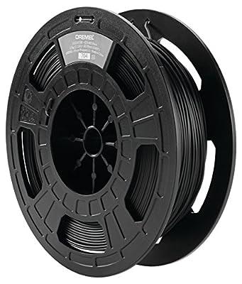 Dremel Eco-ABS 3D Printer Filament, 1.75 mm Diameter, Black