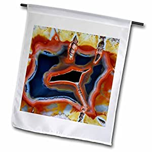 Danita Delimont–rocas–Banded Agate, quartzsite, óxido color–banderas