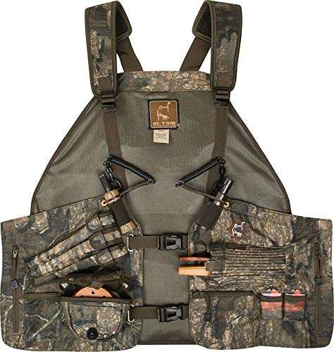 Drake Ol Tom Time & Motion Easy-Rider - Realtree Timber Turkey Vest