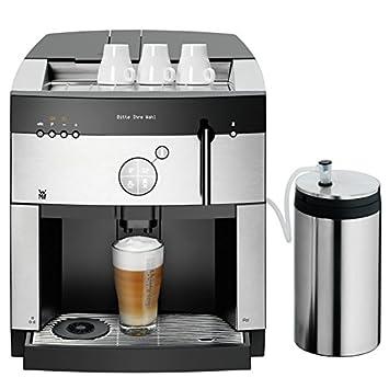 WMF 1000 S Barista Totalmente automática Máquina espresso 2.8L 2tazas Negro - Cafetera (Máquina